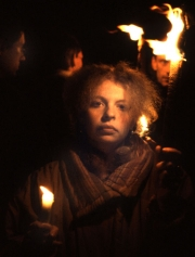 berlin-protestwoman