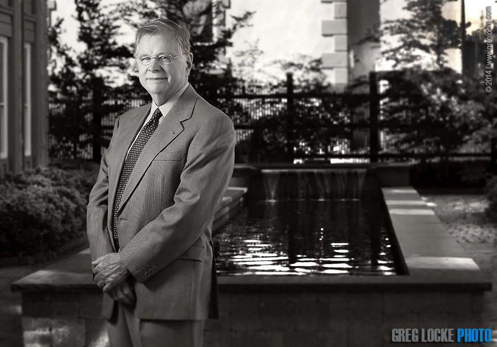 Clyde Wells by Greg Locke © 2014