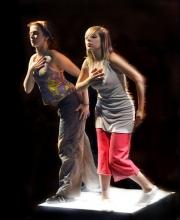 Festival of New Dance. LSPU Hall. St. John's, Newfoundland. Photo by Greg Locke / KLIX (C) 2006