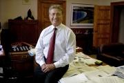 Premier Danny Williams